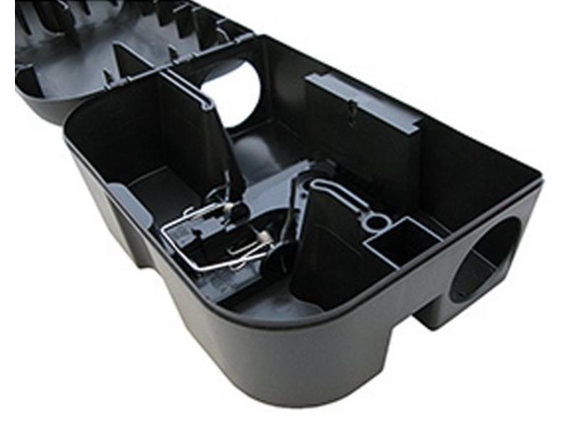 Luxan Luxan Rattenbox + Klem Zwart, tegen ratten