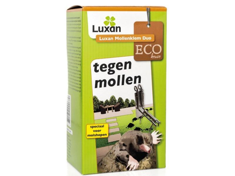 Luxan Luxan Mollenklem Duo - 1 stuk