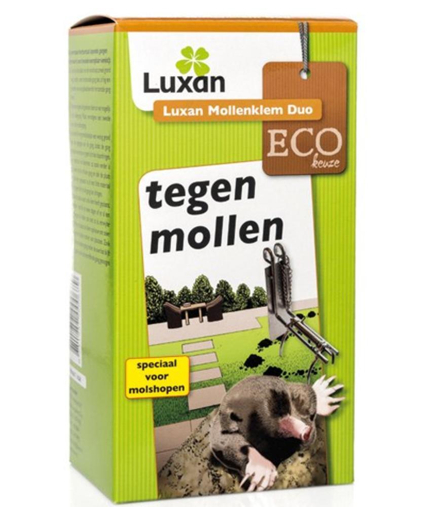 Luxan Mollenklem Duo - 1 stuk