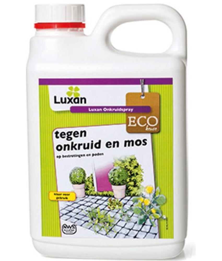 Onkruidspray - 2,5 liter