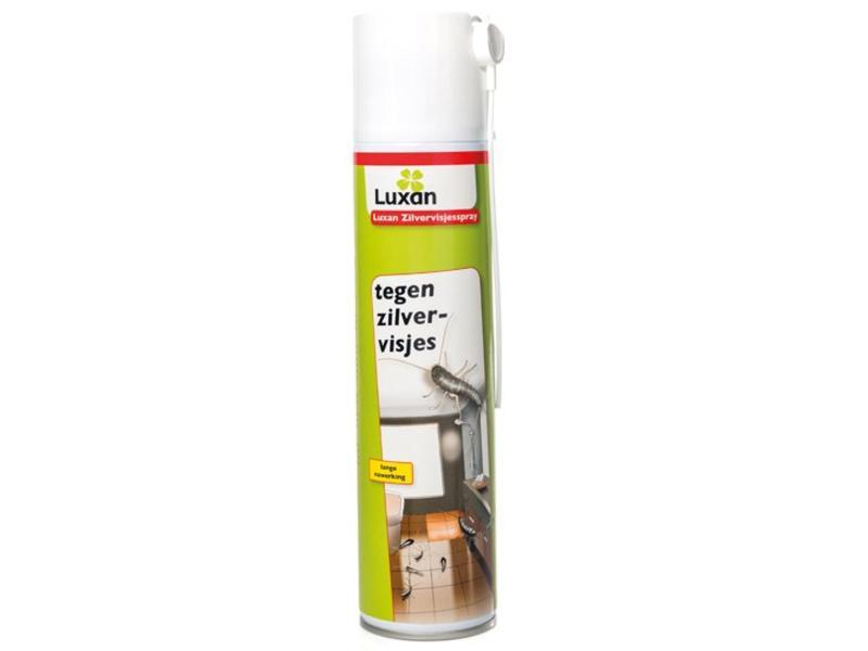 Luxan Luxan Zilvervisjesspray - 400 milliliter