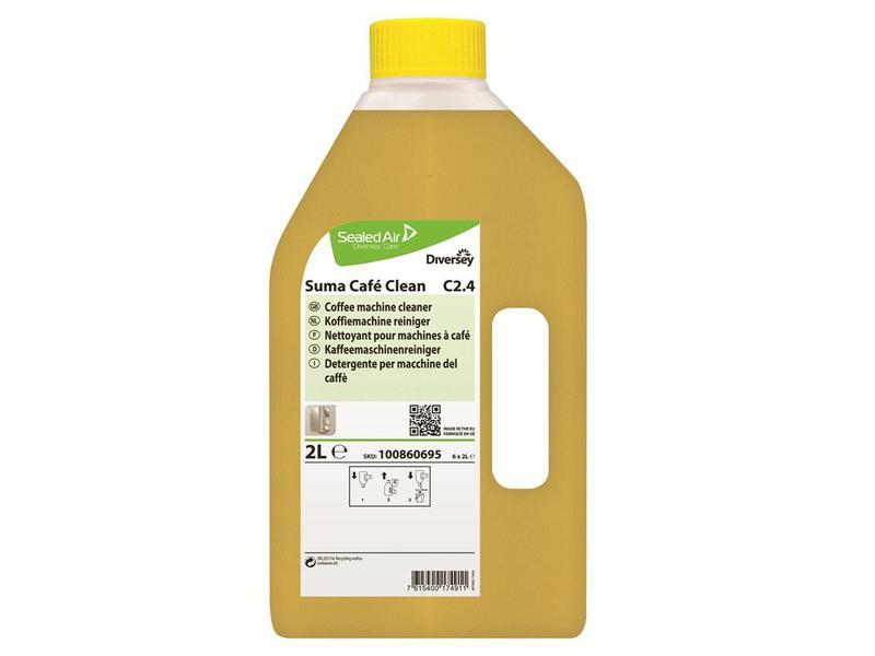 Johnson Diversey Suma Café Clean C2.4 - 2L
