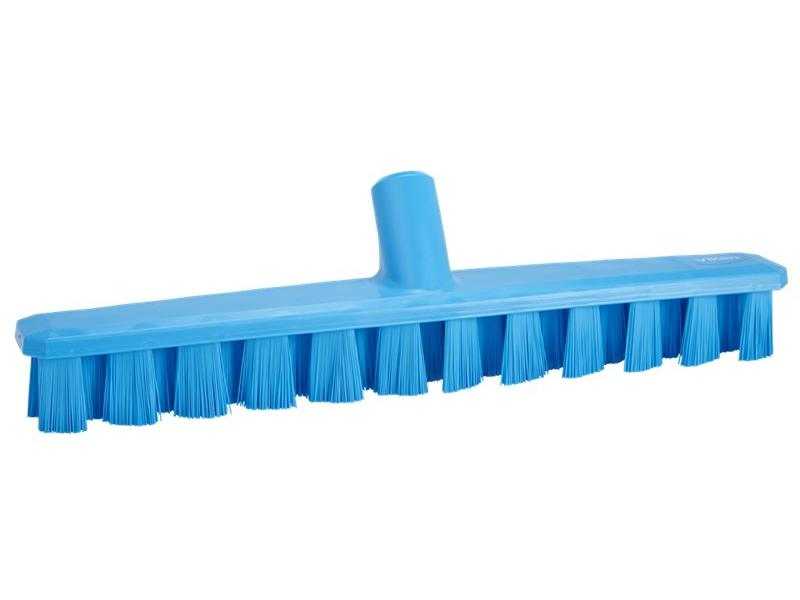 Vikan Vikan, Harde vloerschrobber, Ultra Safe, 400x50x75mm, blauw