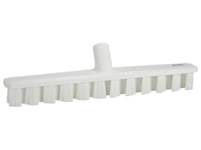 Vikan Vikan, Harde vloerschrobber, Ultra Safe, 400x50x75mm, wit