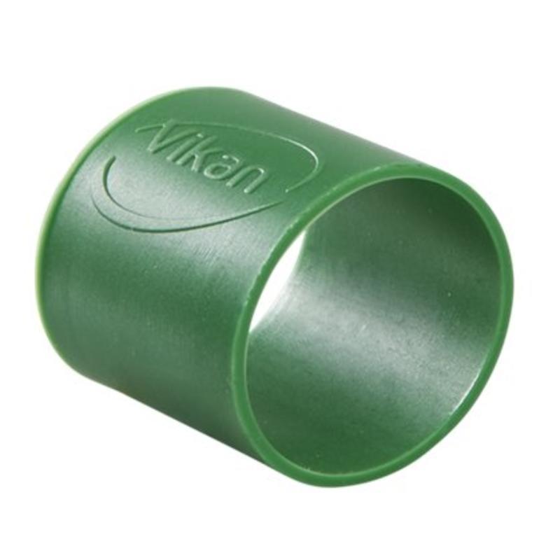 Vikan, Rubber ring 26mm, voor secundaire kleurcodering, groen