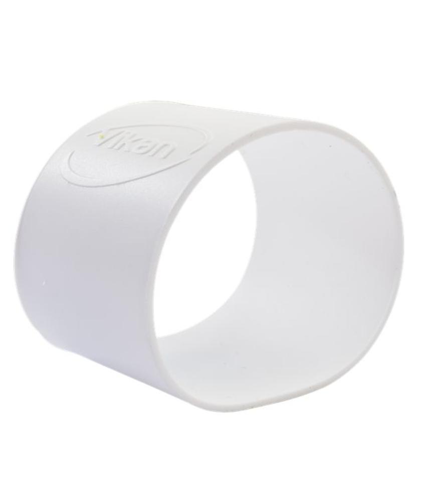 Vikan, Rubber ring 40mm, voor secundaire kleurcodering, wit