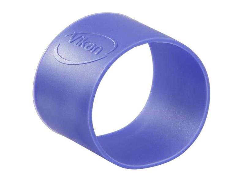Vikan Vikan, Rubber ring 40mm, voor secundaire kleurcodering, paars
