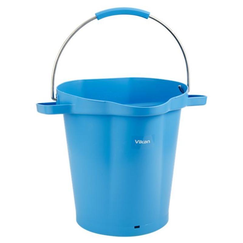 Vikan, Emmer 20 liter, blauw