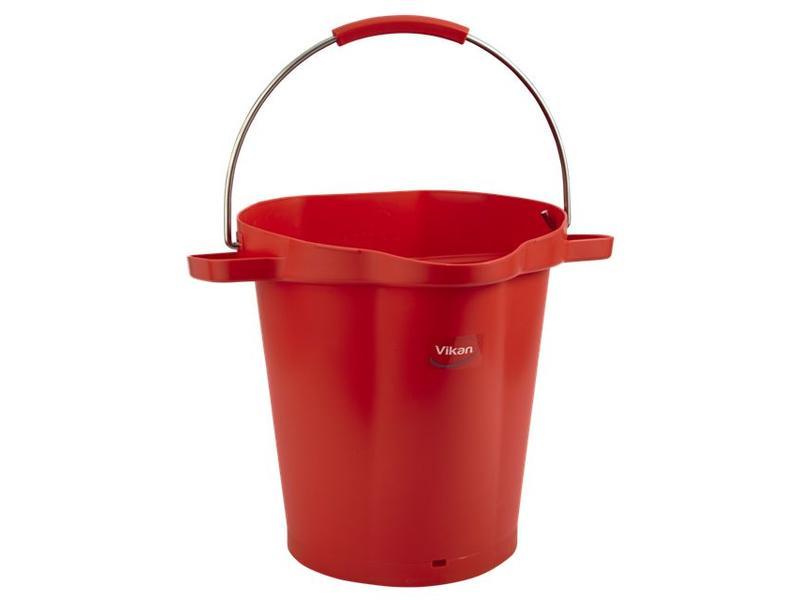 Vikan Vikan, Emmer 20 liter, rood