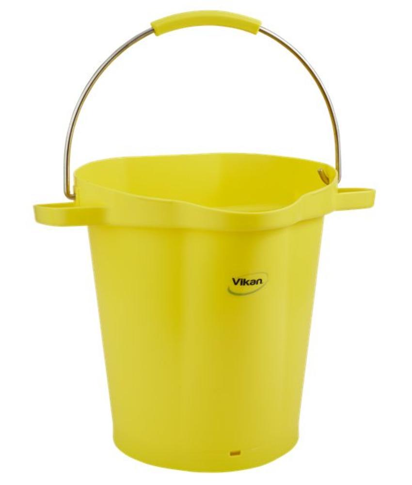 Vikan, Emmer 20 liter, geel