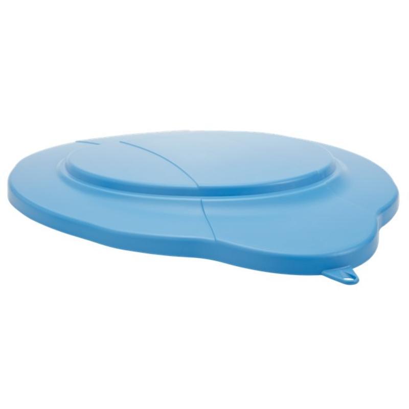 Vikan, deksel voor 20 liter emmer, blauw