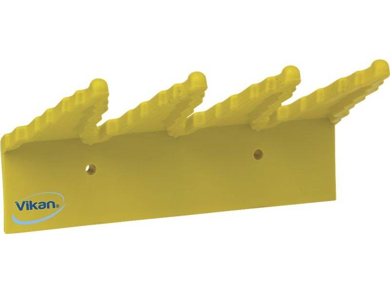 Vikan Vikan, Wandhouder, 240x170x60mm, polypropyleen, geel
