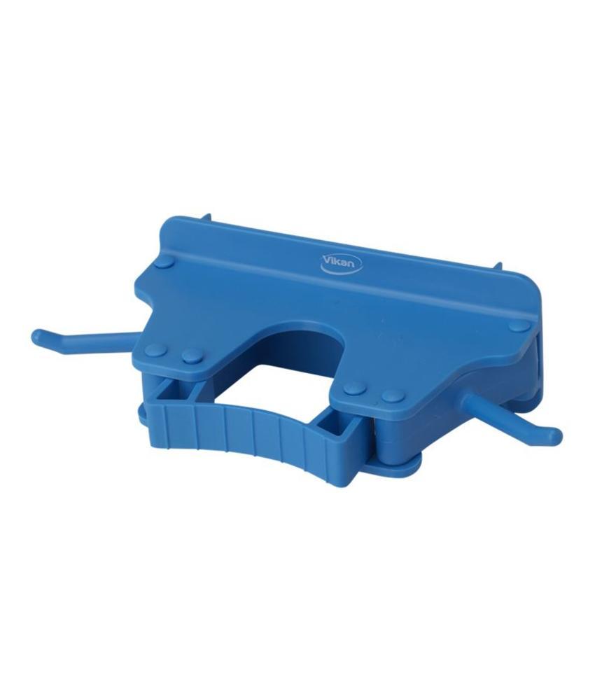 Vikan, Full colour ophangsysteem, 160x80x60mm, blauw