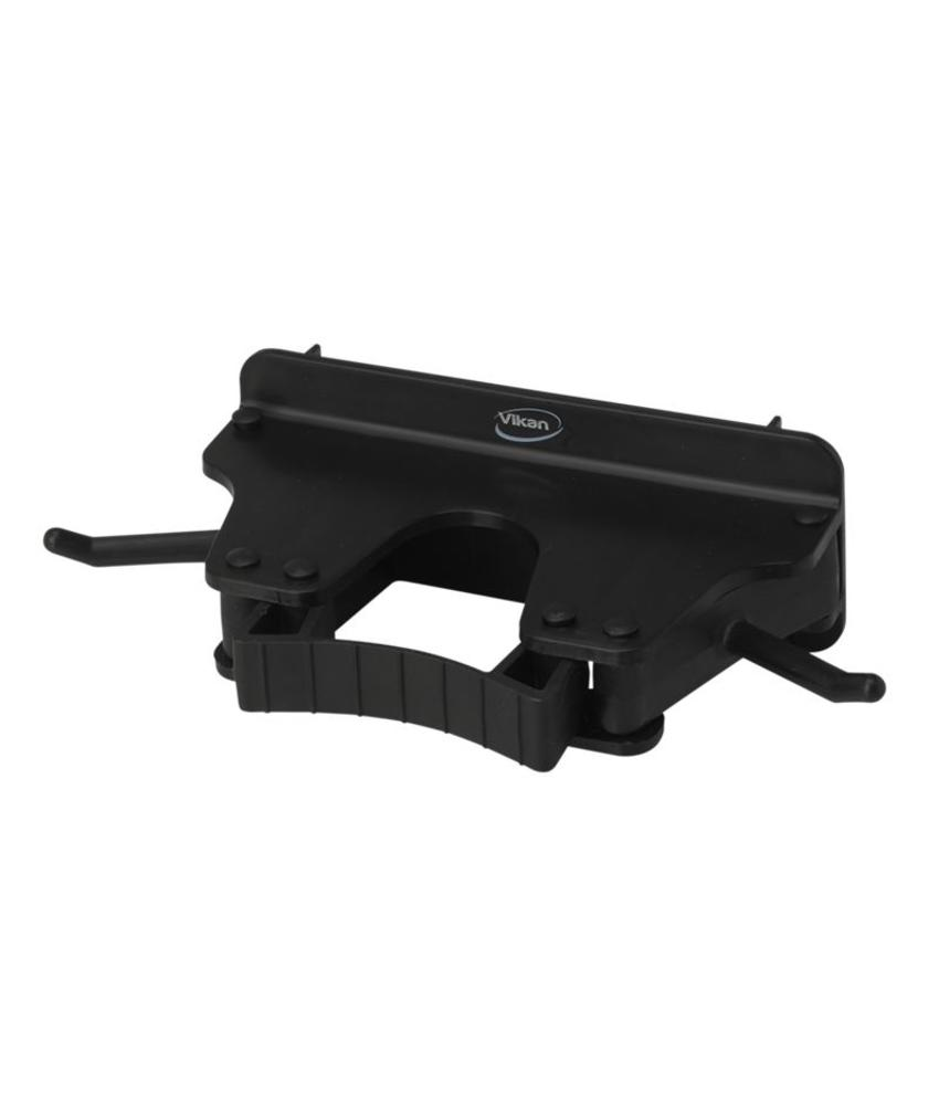 Vikan, Full colour ophangsysteem, 160x80x60mm, zwart