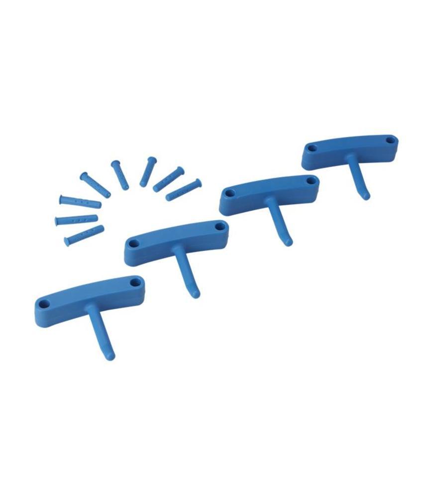 Vikan, Aanvulset haken voor full colour ophangsysteem, blauw