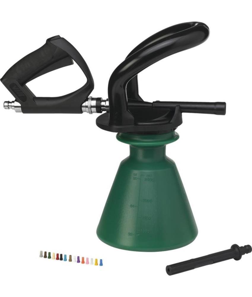 Vikan, Ergo Foam Sprayer 2,5 liter, groen