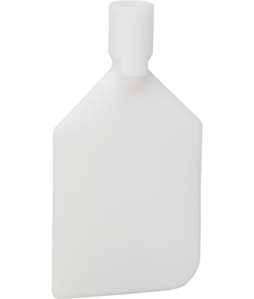 Vikan, Spatelblad, steelmodel, wit