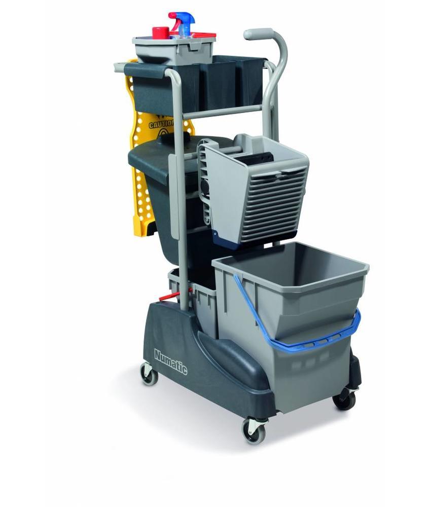 Numatic Werkwagen TM 2815WG grijs