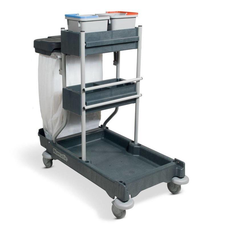 Numatic Werkwagen SCG 1415 grijs