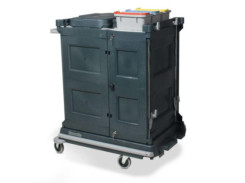 Numatic Numatic Gesloten werkwagen NCG 3000 grijs