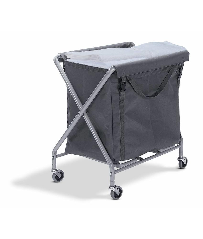 Numatic Wasgoedwagen NX 1501 grijs