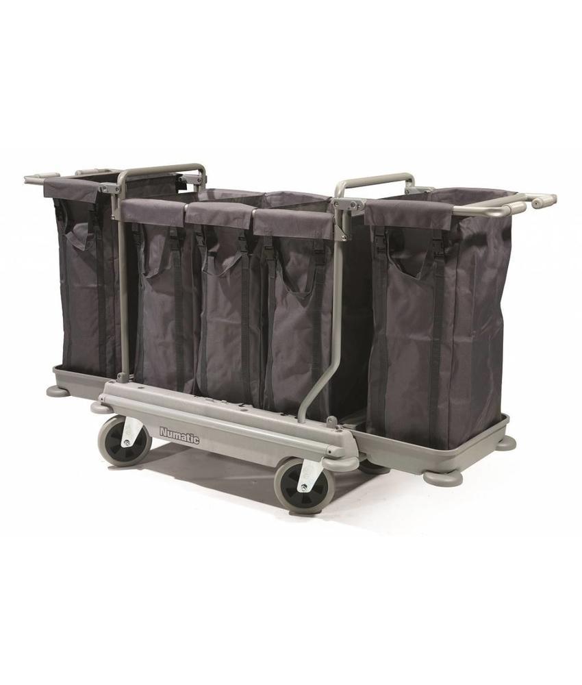 Numatic Wasgoedwagen NB 5005 grijs