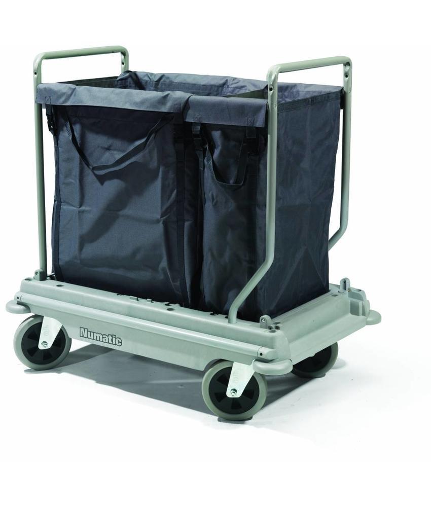 Numatic Wasgoedwagen NB 3002 grijs
