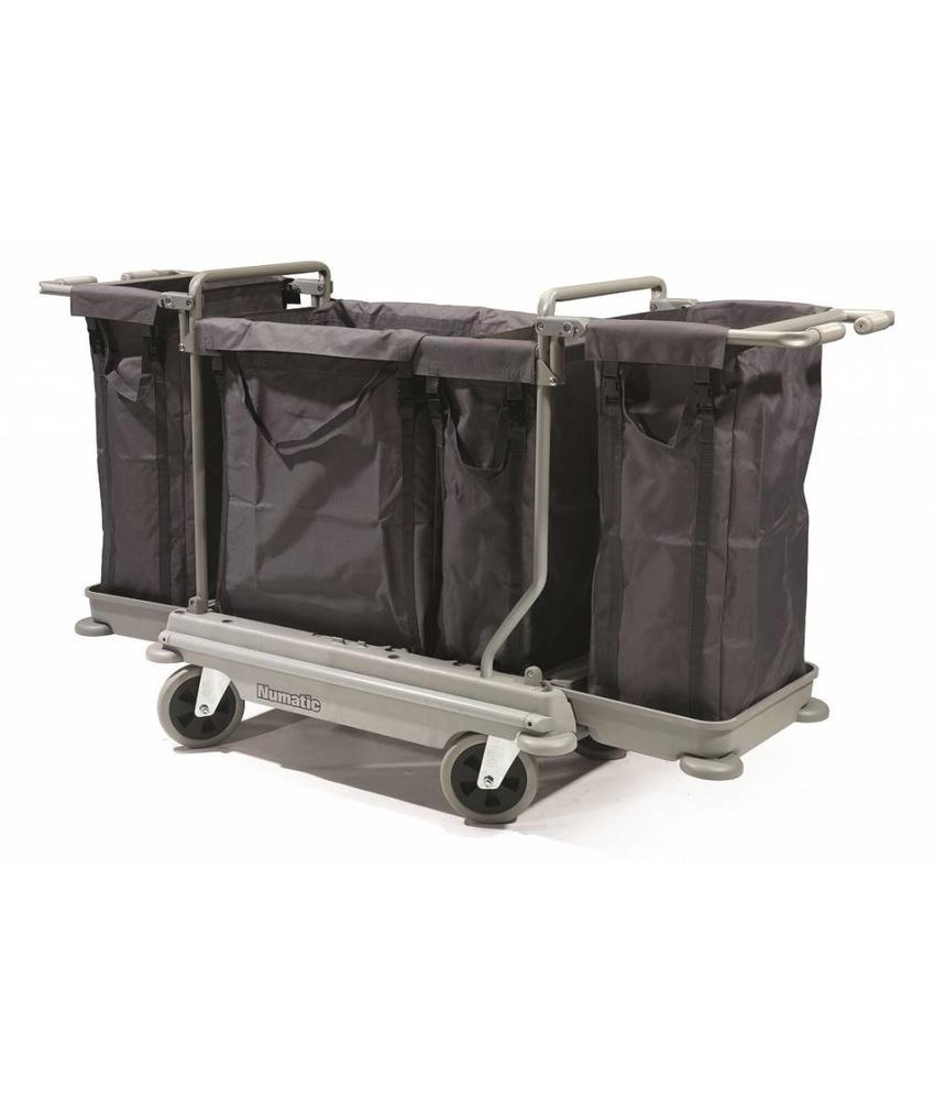 Numatic Wasgoedwagen NB 5004 grijs