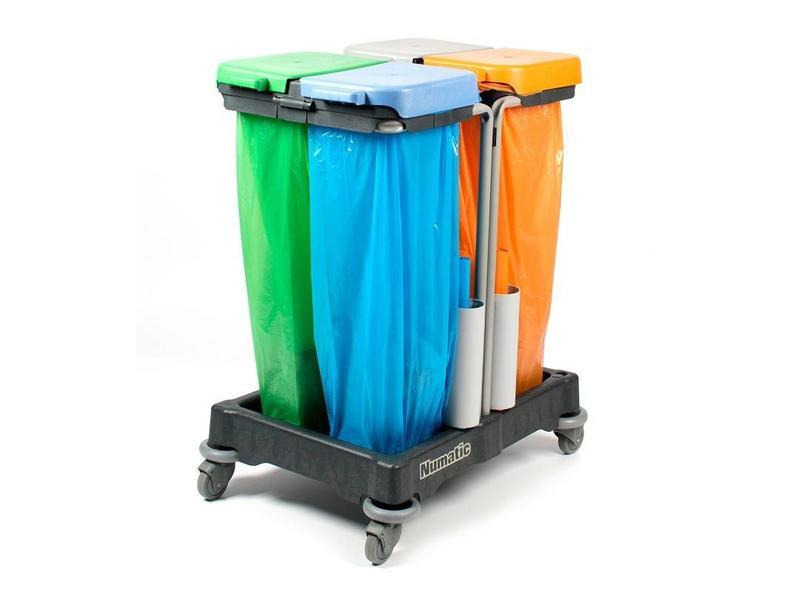 Numatic Numatic WMU-280 afvalverzamelwagen