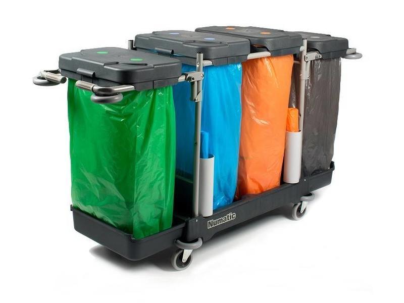 Numatic Numatic WMU-480 afvalverzamelwagen