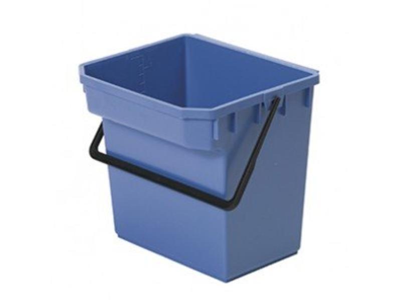 Numatic Numatic 15 liter Twinmop emmer Blauw