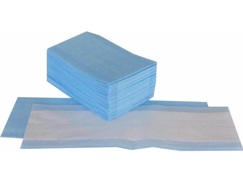 Numatic Numatic NuTech disposable vlakmop ultravezel vloer 42x13cm, 10x25st