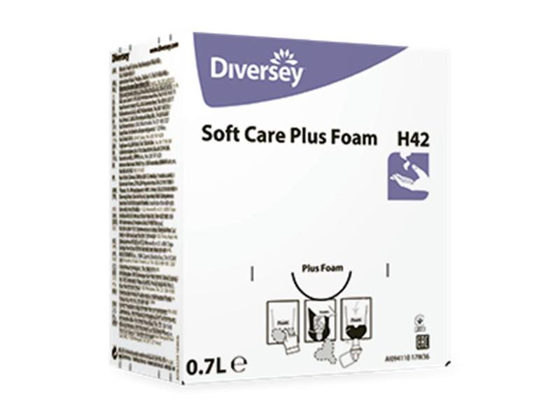 Johnson Diversey Soft Care Plus Foam H42 - 700ml