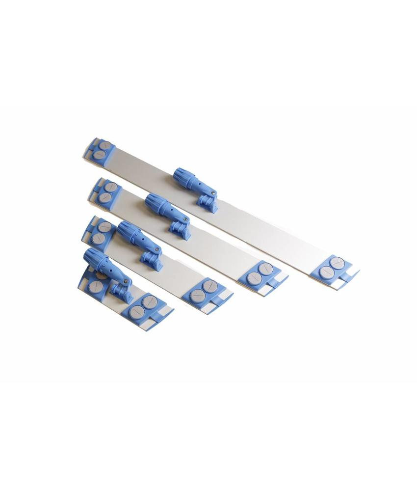 Numatic NuTech aluminium mopframe met velcro 80 cm