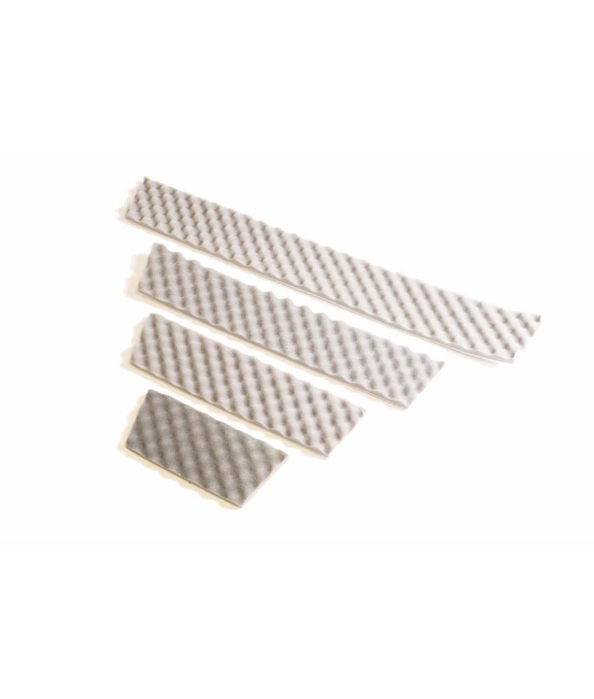 Numatic NuTech foam laag velcro 24 cm