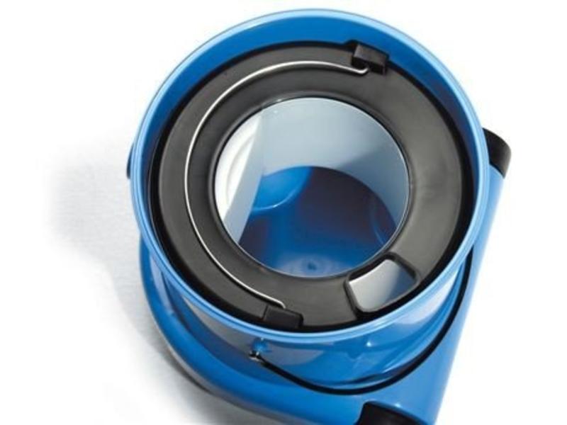 Numatic Numatic reinigingsmachine CT-370 Sproei-extractie Kit A26 blauw