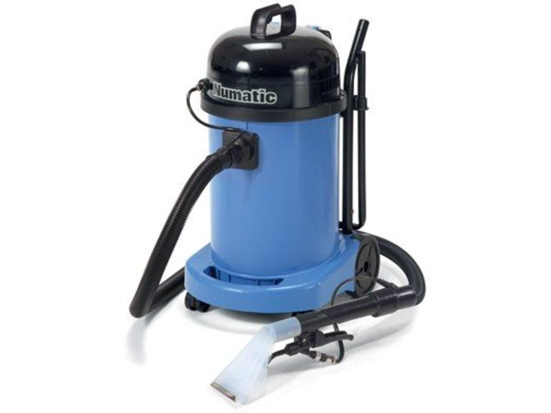 Numatic Numatic extractiemachine CT-470 Sproei-extractie Kit A40 blauw