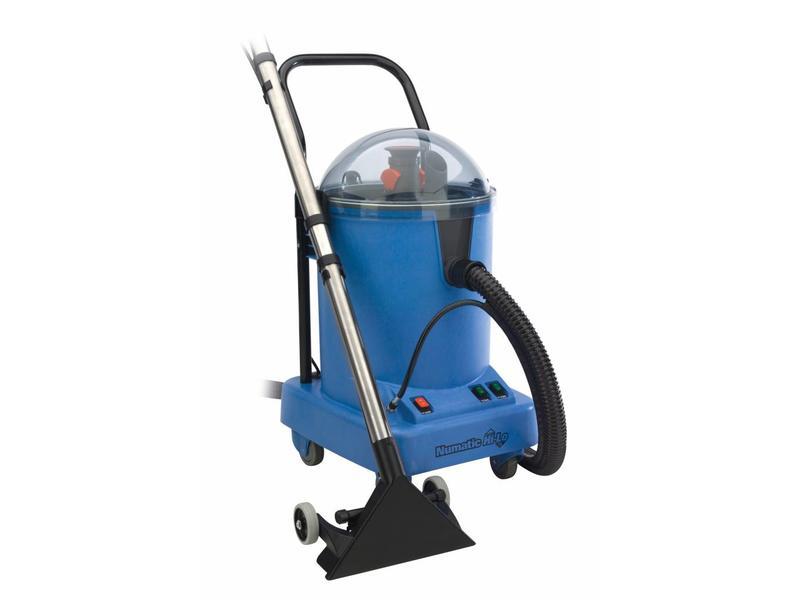 Numatic Numatic NHL-15 Sproei-extractie Kit BS27 blauw