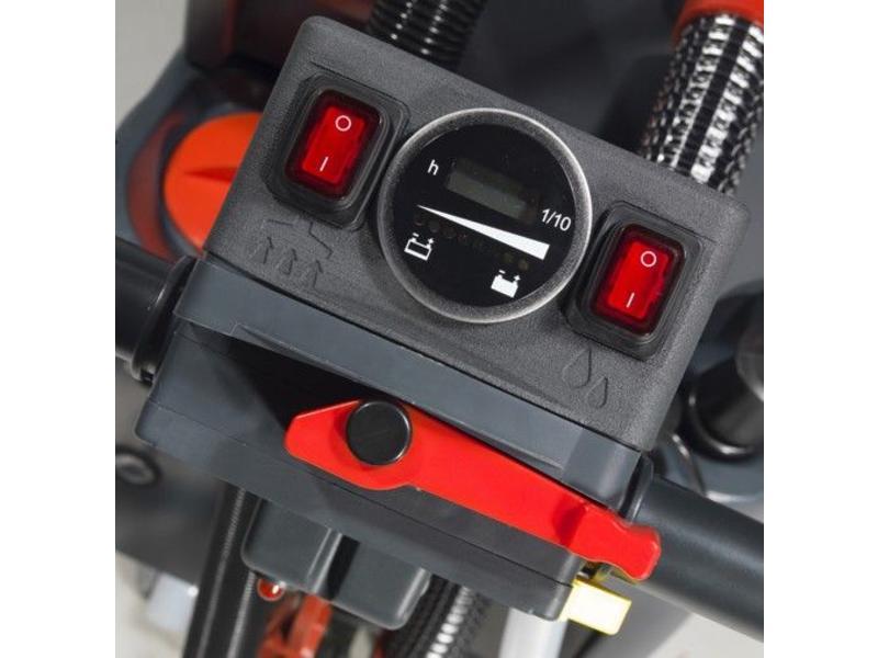 Numatic Numatic Schrob-zuigmachine TGB-4045 24 Volt grijs