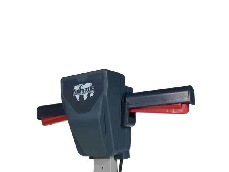 Numatic Numatic Eenschijfsmachine HFT 1530G graphite