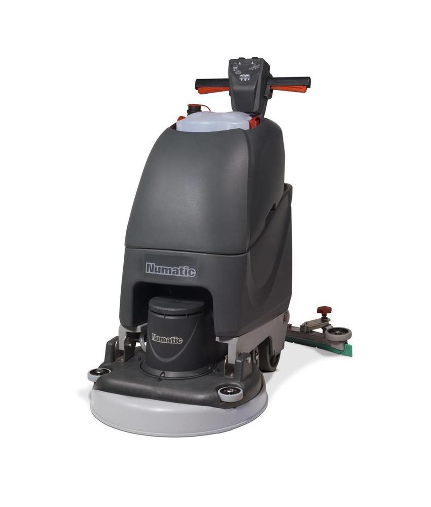 Numatic Schrob-zuigmachine TT-4055 G 230 Volt grijs