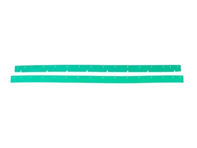 Numatic Numatic Rubbers polyurethaan groen (set) t.b.v. zuigmond 850 (werkbreedte 1053mm)