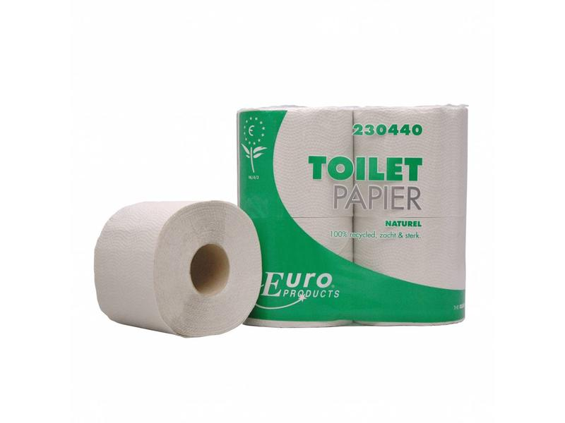 Euro Products Euro Products Toiletpapier euro naturel, 1-laags