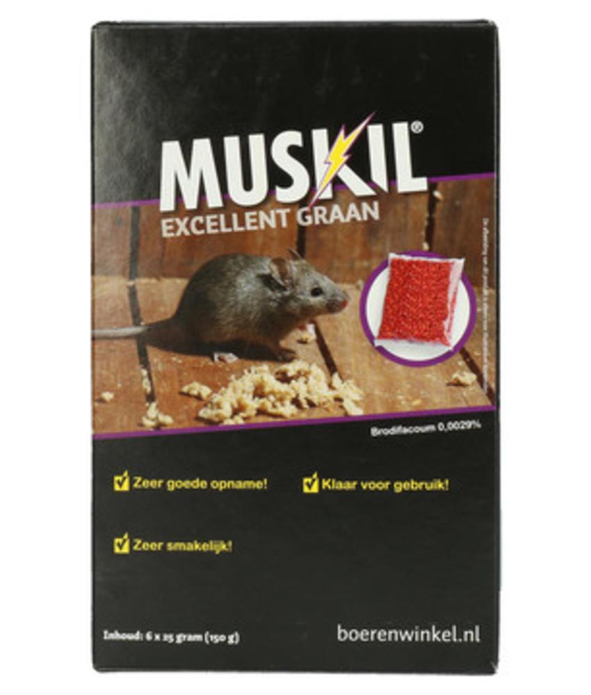 MUSKIL EXCELLENT GRAAN MUIS - 150 gr