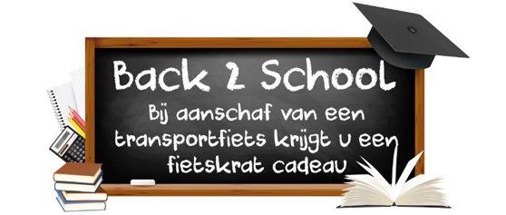 ACTIE: Back 2 school