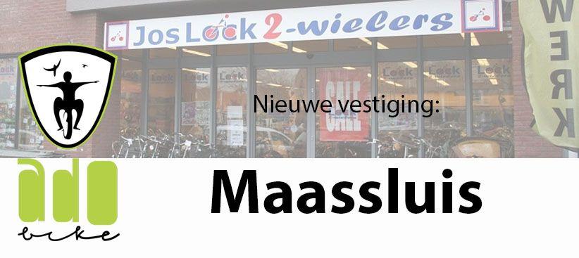 Nieuwe vestiging in Maassluis