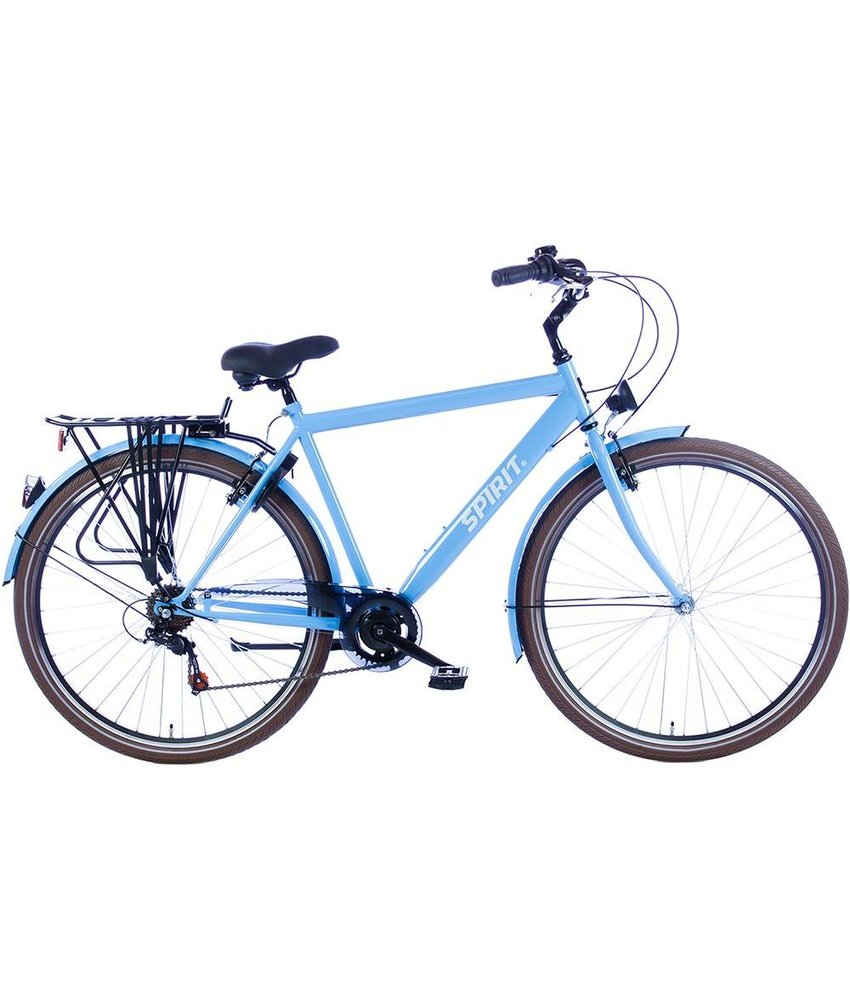 Spirit Regular 28 inch herenfiets 7-speed blauw