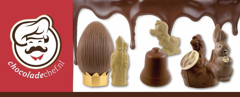 ChocoladeChef figuren