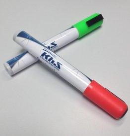 Krijt Pennen
