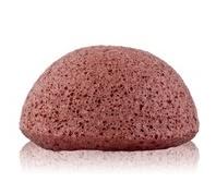 Konjac Esponja Limpiadora con Arcilla Roja